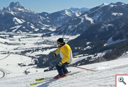 Schifahren im Tannheimer Tal
