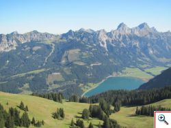 Sommerpanorama Tannheimer Tal