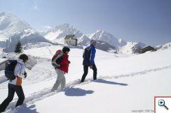Winterwandern im wunderschönen Tannheimer Tal